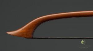 Ponce Stradivari B Barrocco Bow Head